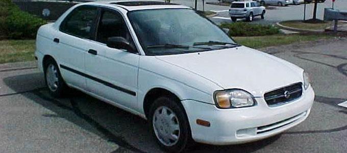Suzuki Esteem Daftar Harga Tarif