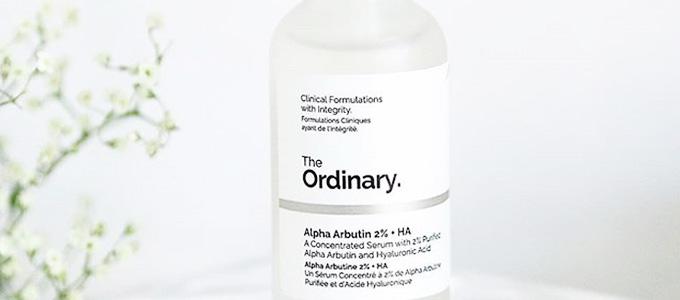 Review Dan Harga The Ordinary Alpha Arbutin Daftar Harga Tarif