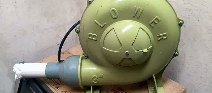 Blower keong 3inci (sumber: olx.co.id)