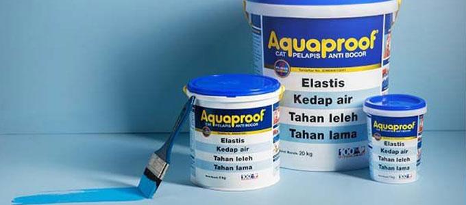 Update Harga Cat Pelapis Aquaproof (1 Kg, 5 Kg, dan 20 Kg) | Daftar Harga &  Tarif