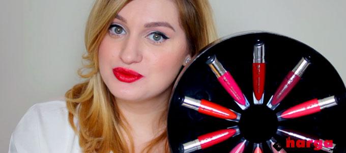 Update Jenis & Harga Lipstik Oriflame | Daftar Harga & Tarif