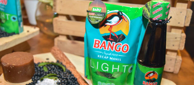 Kecap Bango Light (sumber: unilever.co.id)
