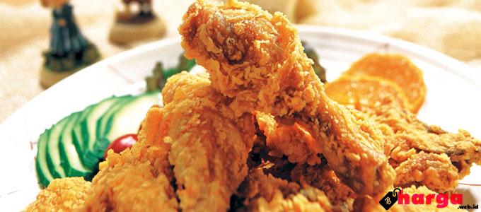 Harga Paket KFC Winger | Daftar Harga & Tarif