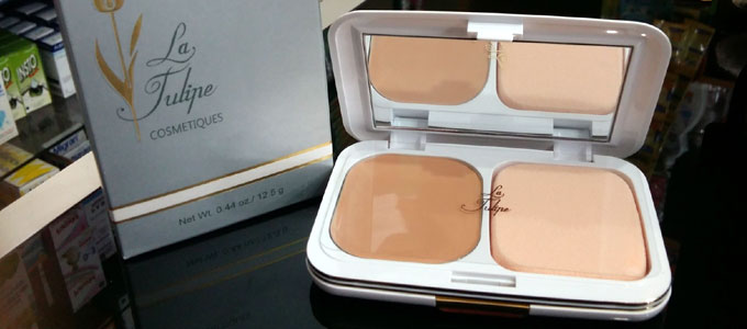 La Tulipe Powdery Make Up (sumber: id.greenenergy2030.co)