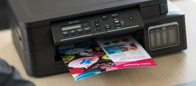 Printer inkjet warna (youtube: Brother Europe)