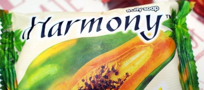 Sabun Harmony (sumber: Amazon)