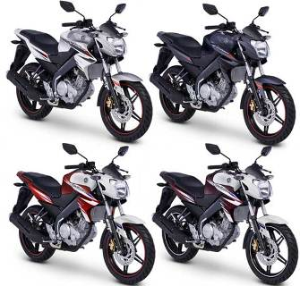 Harga Sepeda Motor Yamaha Vixion Lighting 2014 Daftar Harga Tarif