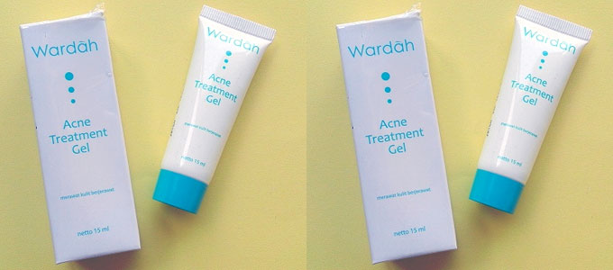 Wardah Acne Treatment Gel (sumber: tampilcantik.com)