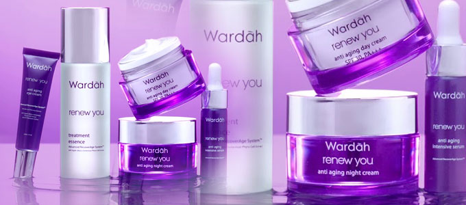 Wardah Renew You Anti Aging Series (youtube: WardahBeauty)