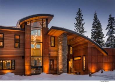 Finishing rumah kayu