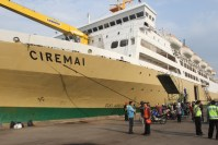 Harga tiket kapal laut pelni - KM Ciremai
