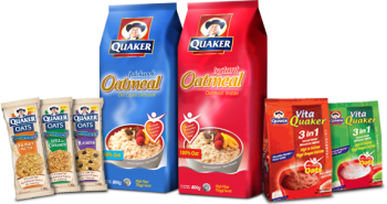 Harga Quaker Oatmeal terbaru