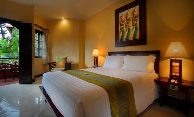 Adhi Dharma Hotel akomodasi murah di Bali