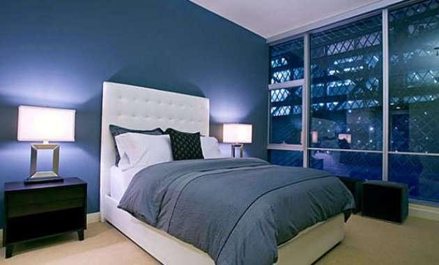 warna car kamar tidur modern
