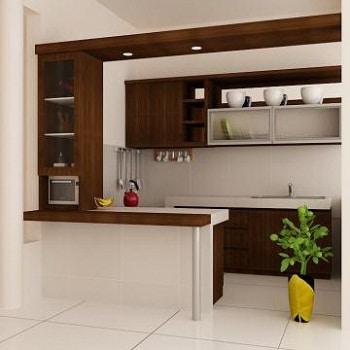 Dapur Anda Sempit? Ini Trik Mengatasinya Ala Kitchen Set ...
