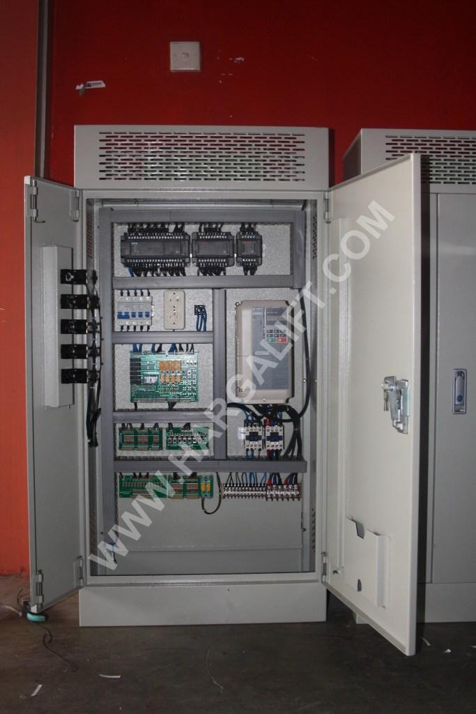 Fuji Elevator Control