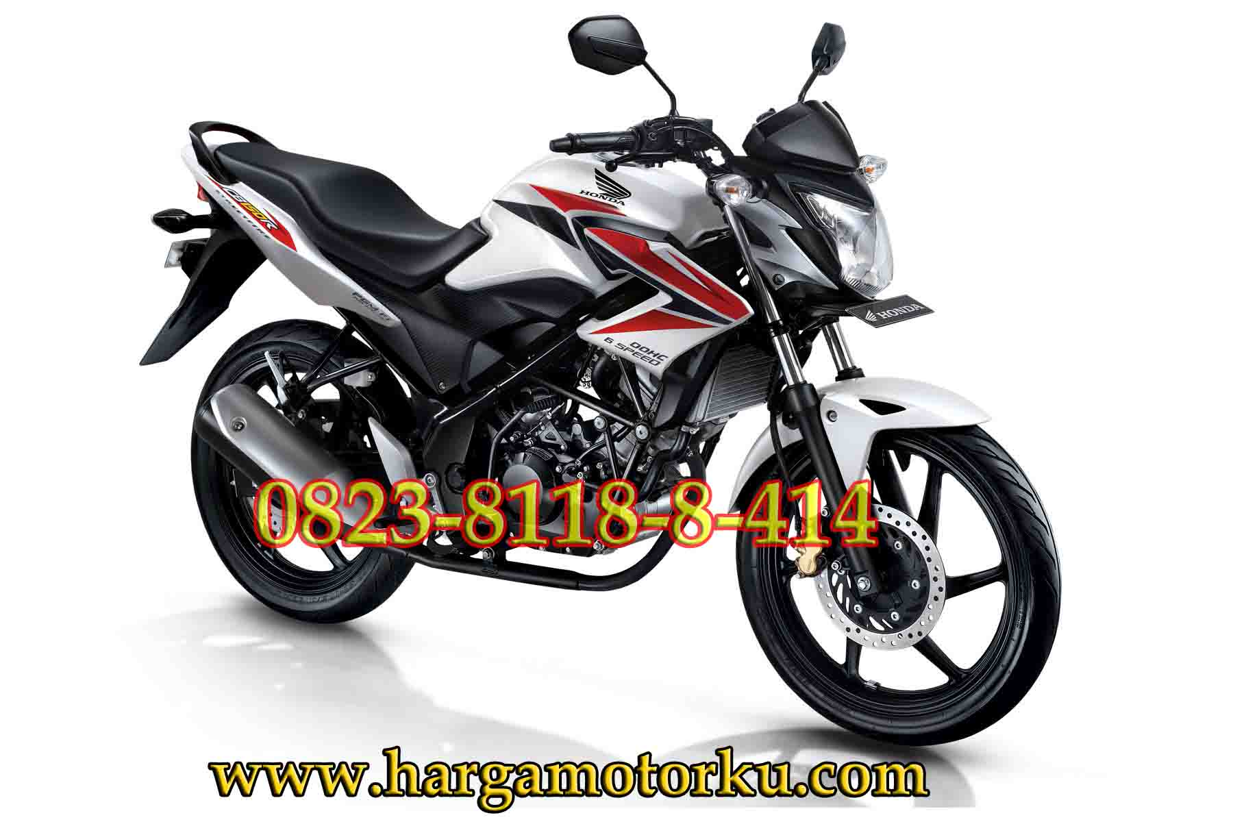 Motor Honda Spacy Helm In Cash Kredit Harga Murah ...