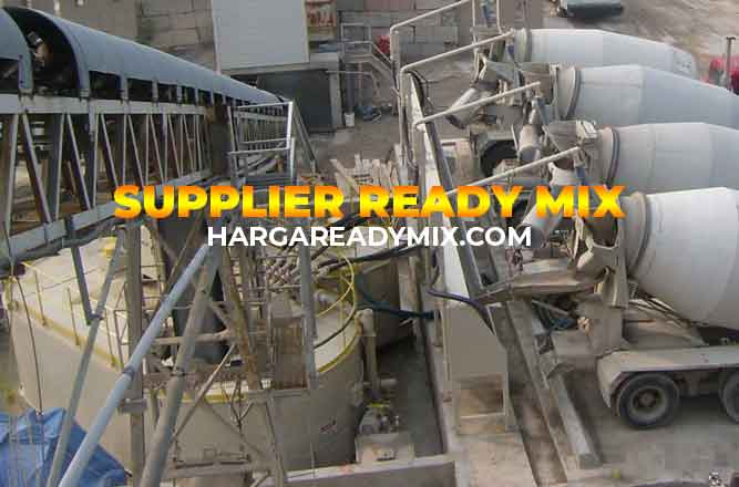 Supplier Ready Mix Subang