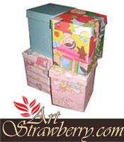 Giftbox GT4 (10x10x13) cm Image