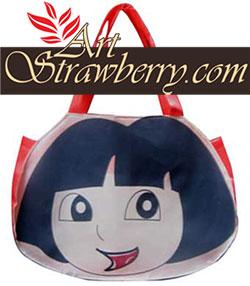 Goody Bag Dora (34x24) cm Image