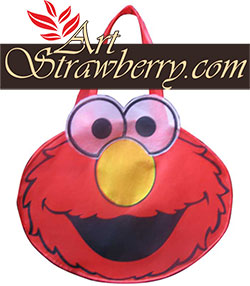 Goody Bag Elmo(30x24) Image