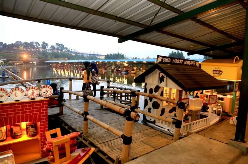tiket masuk floating market