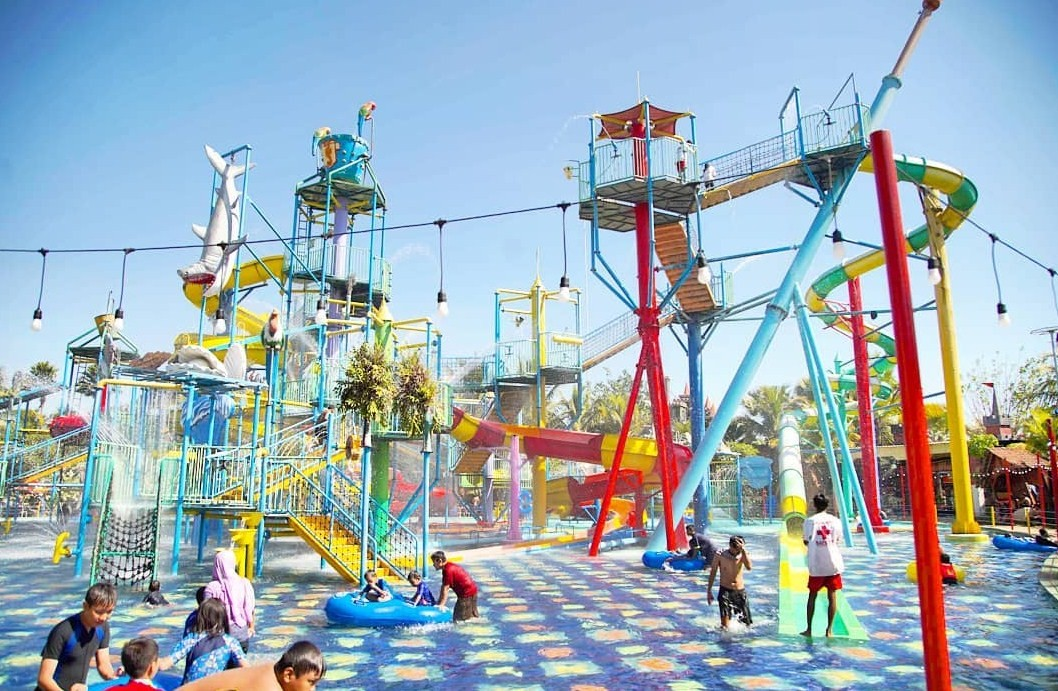 tiket masuk hawai waterpark
