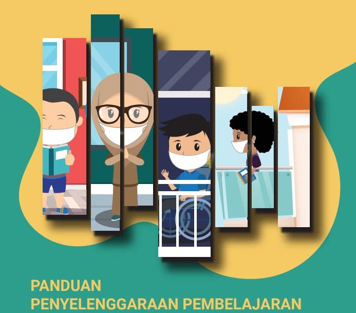 Download Buku Saku Panduan Pembelajaran di Masa Pandemi Covid-19
