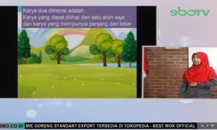 Soal dan Jawaban SBO TV 31 Agustus SD Kelas 1