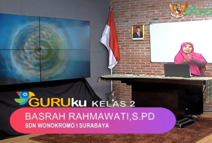 Soal SBO TV 11 Agustus 2020 Kelas 1