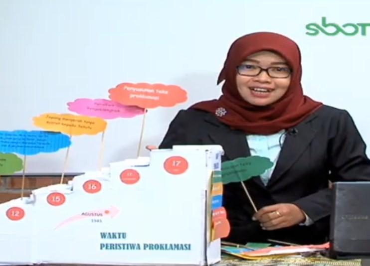 Soal dan Jawaban SBO TV 6 Agustus 2020 SD Kelas 6