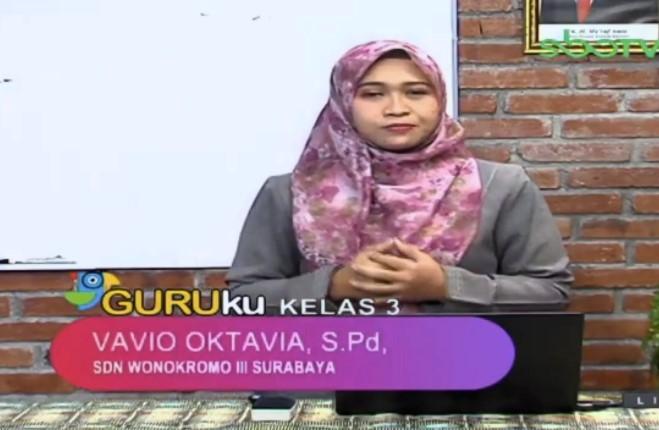 Soal SBO TV 25 Agustus 2020 Kelas 3