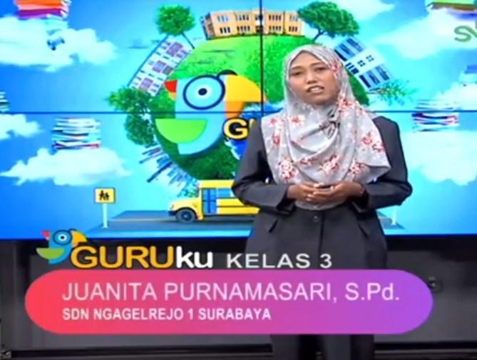 Soal SBO TV 31 Agustus 2020 Kelas 3