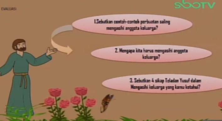 Soal dan Jawaban SBO TV 27 Agustus SD Kelas 2