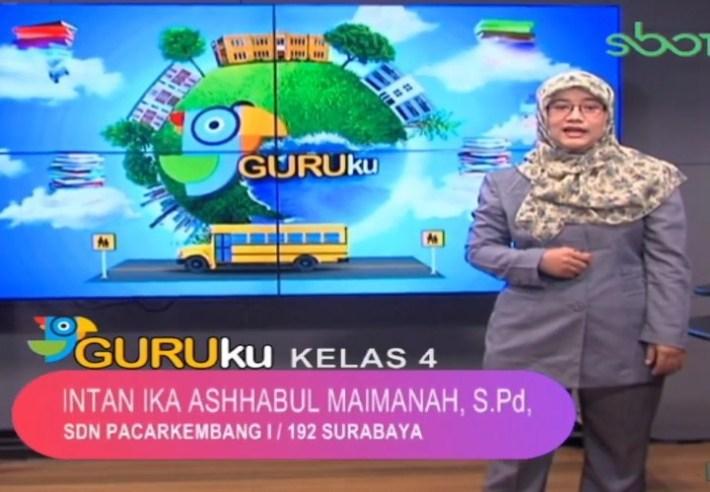 Soal SBO TV 15 September 2020 Kelas 4