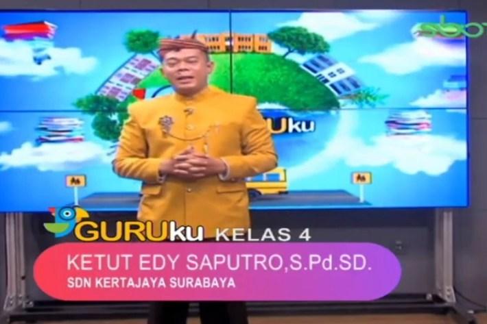 Soal SBO TV 22 September 2020 Kelas 4