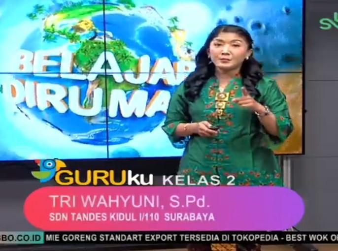 Soal SBO TV 3 September 2020 Kelas 2
