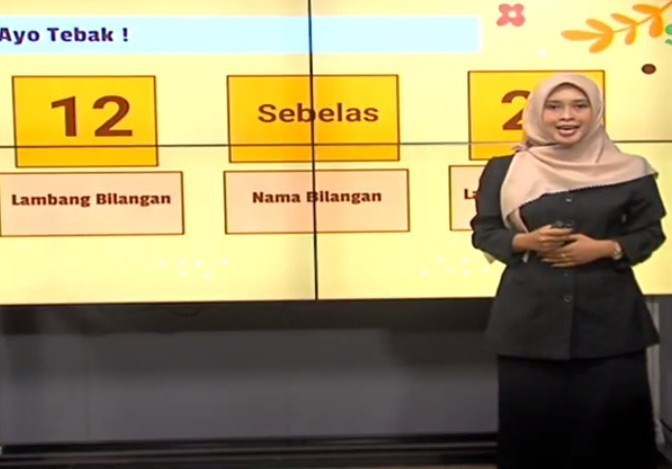 Soal SBO TV 9 September 2020 Kelas 1