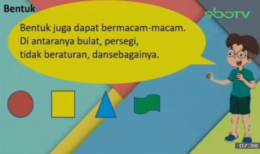 Soal dan Jawaban SBO TV 24 September SD Kelas 3
