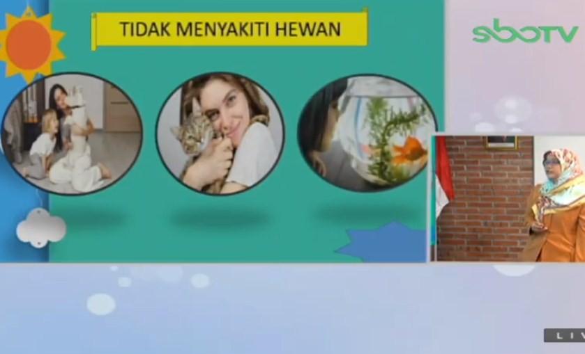 Soal dan Jawaban SBO TV 3 September SD Kelas 4