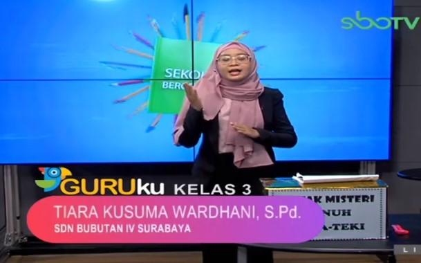 Soal SBO TV 1 September 2020 Kelas 3