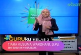 Soal SBO TV 1 September 2020 Kelas 3