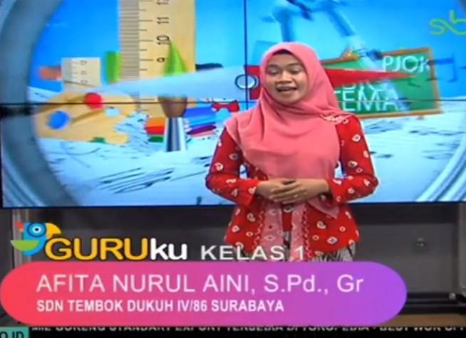 Soal SBO TV 8 September 2020 Kelas 1