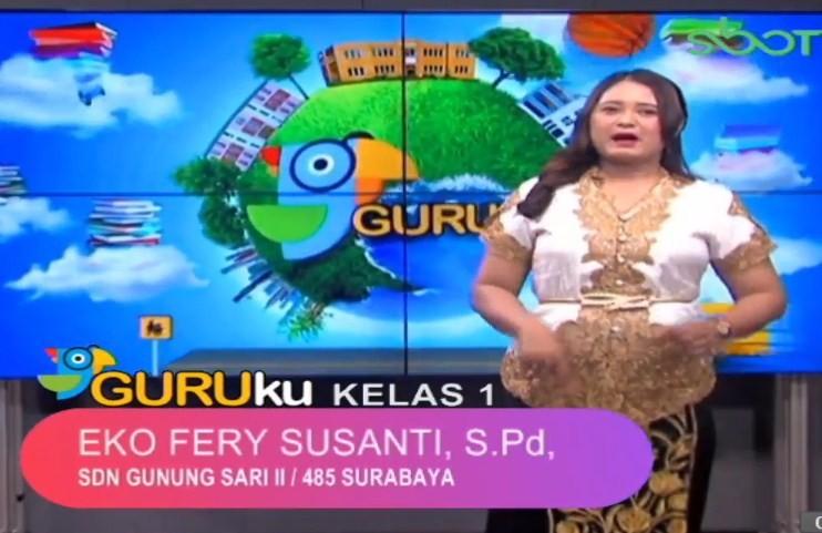 Soal SBO TV 14 September 2020 Kelas 1