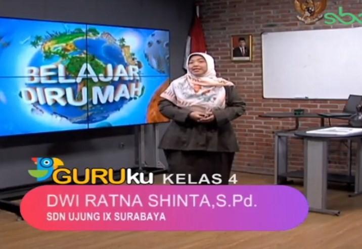 Soal SBO TV 28 September 2020 Kelas 4