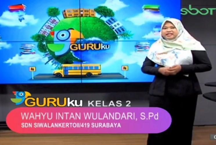 Soal dan Jawaban SBO TV 16 September SD Kelas 2