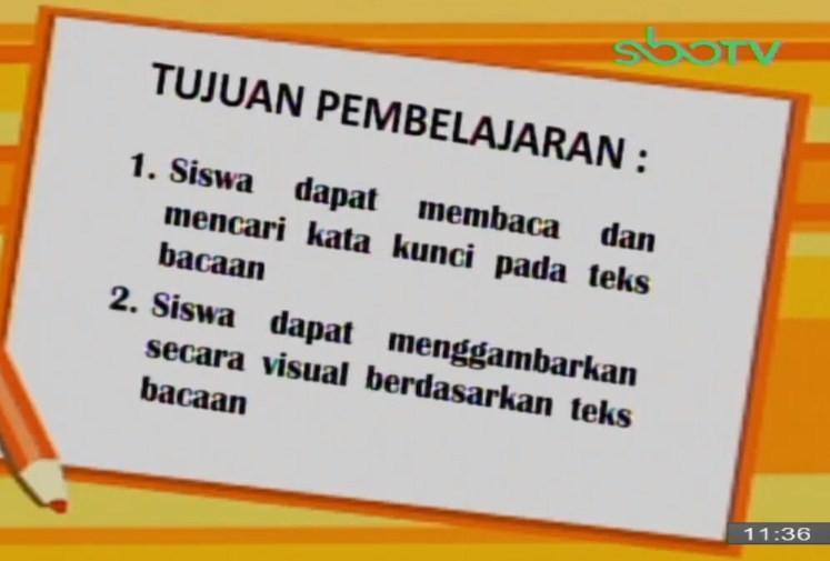 Soal dan Jawaban SBO TV 13 Oktober SD Kelas 6