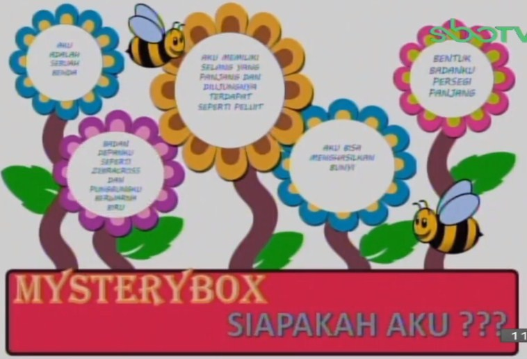 Soal dan Jawaban SBO TV 5 Oktober SD Kelas 6