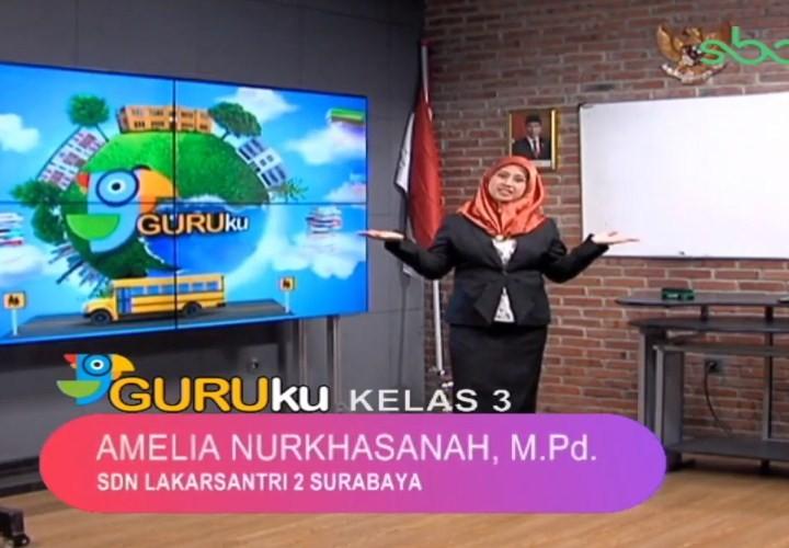 Soal SBO TV 20 Oktober 2020 Kelas 3