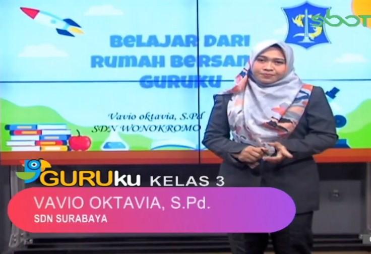Soal SBO TV 13 Oktober 2020 Kelas 3